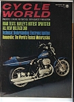 Cycle World - November 1969