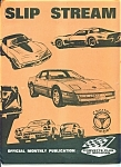 Click here to enlarge image and see more about item J5627a: Slip Stream - Corvette club of Michigan - July 1984