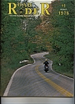 Click here to enlarge image and see more about item J5650: Road Rider - August 1976