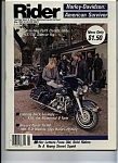 Click here to enlarge image and see more about item J5665: Rider - May 1985
