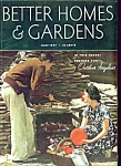 Better Homes & Gardens magazine - June 1937