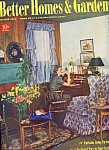 Better Homes & Gardens magazine -  March 1942