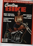 Click here to enlarge image and see more about item J5714: Custom Bike - August 1977