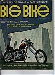 Big Bike - December 1971