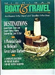Click here to enlarge image and see more about item J5737a: Michigan Boat & Travel magazine - 1991