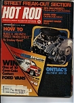 Hot Rod - September 1976