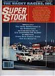 Click here to enlarge image and see more about item J5755: Super Stock & drag illustrated - February 1977