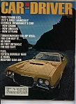 Click here to enlarge image and see more about item J5759: Car and Driver - September 1971