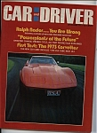 Car and Driver - December 1972