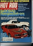 Click here to enlarge image and see more about item J5819: Hot Rod - March 1977
