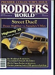 Rodders World - August 1985