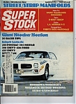 Click here to enlarge image and see more about item J5839: Super stock & drag illustrated - March 1976