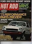Hot Rod - December 1972