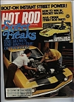 Hot Rod  - August 1978