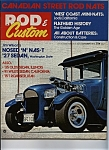 Click here to enlarge image and see more about item J5872: Rod & Custom - October 1973