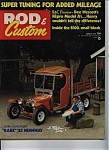 Click here to enlarge image and see more about item J5873: Rod & Custom  - March 1974