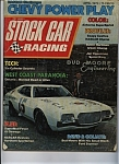 Click here to enlarge image and see more about item J5889: Stock Car Racing- April 1973