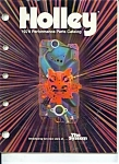 Holley Catalog - 1976