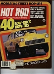Hot Rod - April 1979
