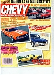 Click here to enlarge image and see more about item J5911b: Chevy high performance magazine -October 1990