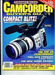 Click here to enlarge image and see more about item J5912a: Camcorder buyer's guide -  summer 1991