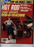 Hot Rod - December 1979