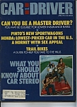 Car and Driver - April 1972