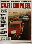 Click here to enlarge image and see more about item J5925: Car and Driver -May 1972