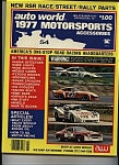 Auto world 1977 Motor sports accessories