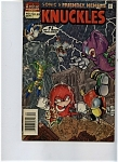 Click here to enlarge image and see more about item J6037: Knuckles -  September 1996  # 3