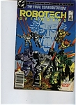 Robotech defenders - April 1985
