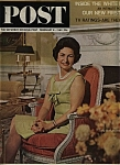 Click here to enlarge image and see more about item J6111: Saturday Evening Post - Feb ruary 8, 1964