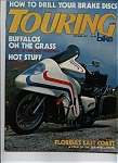 Touring Bike - October 1977