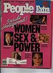 Click here to enlarge image and see more about item J6136: People magazine - Spring 1991