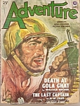 Adventure magazine =-July 1950