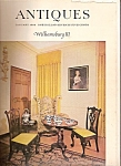 Antiques Magazine -  January 1969