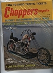 Click here to enlarge image and see more about item J6179: Choppers Magazine - August 1973 -