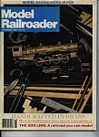 Click here to enlarge image and see more about item J6183: Model Railroader - October 1982