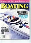 Click here to enlarge image and see more about item J6188a: Boating Magazine -   July 1990
