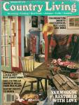 Click here to enlarge image and see more about item J6256F: Country Living -  November 1990