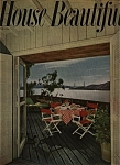 Click here to enlarge image and see more about item J6274: House Beautiful - June 1952