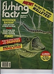 Click here to enlarge image and see more about item J6287: Fishing facts -  May 1985