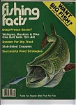 Click here to enlarge image and see more about item J6289: Fishing Facts - January 1984
