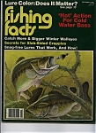 Fishing Facts - December 1983