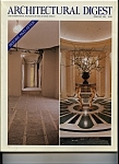 Click here to enlarge image and see more about item J6330: Architectural Digest - January 1994