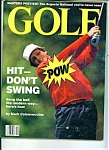 Click here to enlarge image and see more about item J6334a: Golf magazine - April 1990