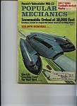 Click here to enlarge image and see more about item J6336: Popular Mechanics - November 1971