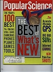 Click here to enlarge image and see more about item J6390: Popular Science - December 1996