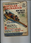 Click here to enlarge image and see more about item J6392: Popular Mechanics - Sept. 1967