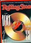 Click here to enlarge image and see more about item J6398a: Rolling Stone magazine- November 16, 1989
